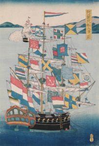 長崎版画と異国の面影