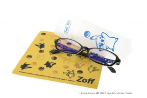 Zoff PC CLEAR PACK ポケモンモデル