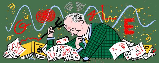 マックス・ボルン氏生誕135周年 (1)