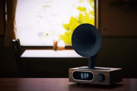 Bluetooth(R)機能搭載ラジオスピーカー MSR-5